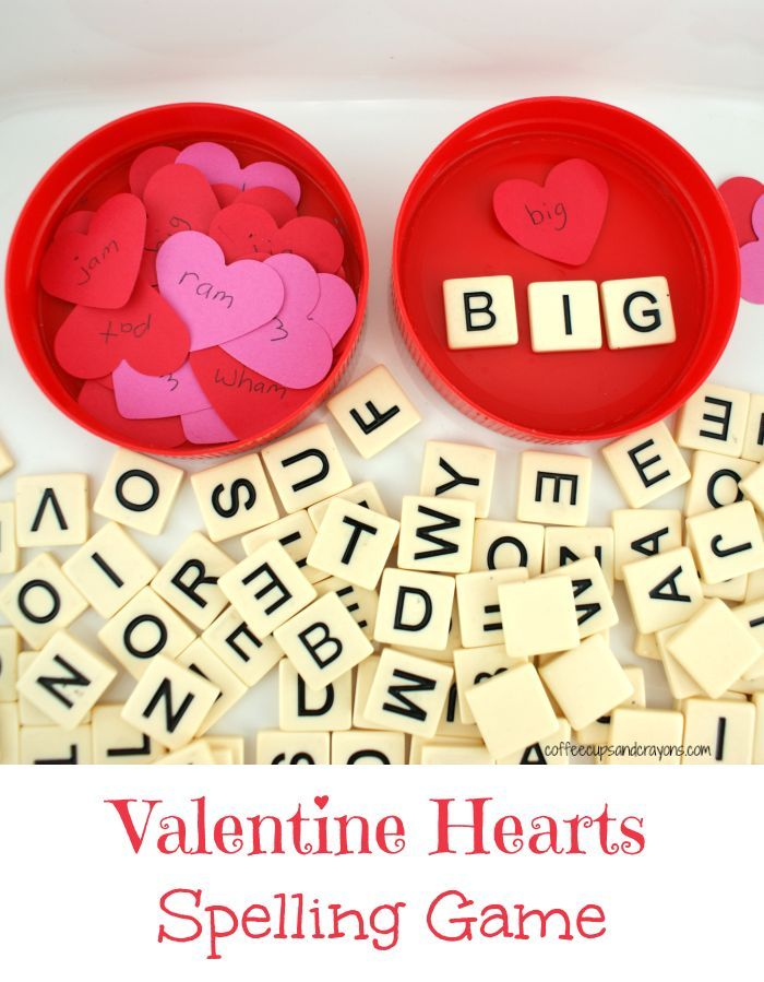 valentine hearts spelling game enrichment room valentines games spelling games valentines. Black Bedroom Furniture Sets. Home Design Ideas
