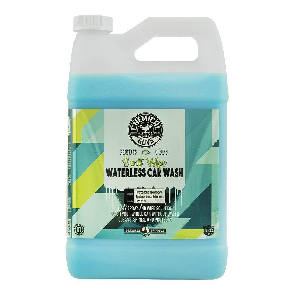 Chemical Guys Cws209 Swift Wipe Waterless Car Wash 128