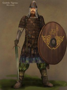 Irish Warlord by JLazarusEB