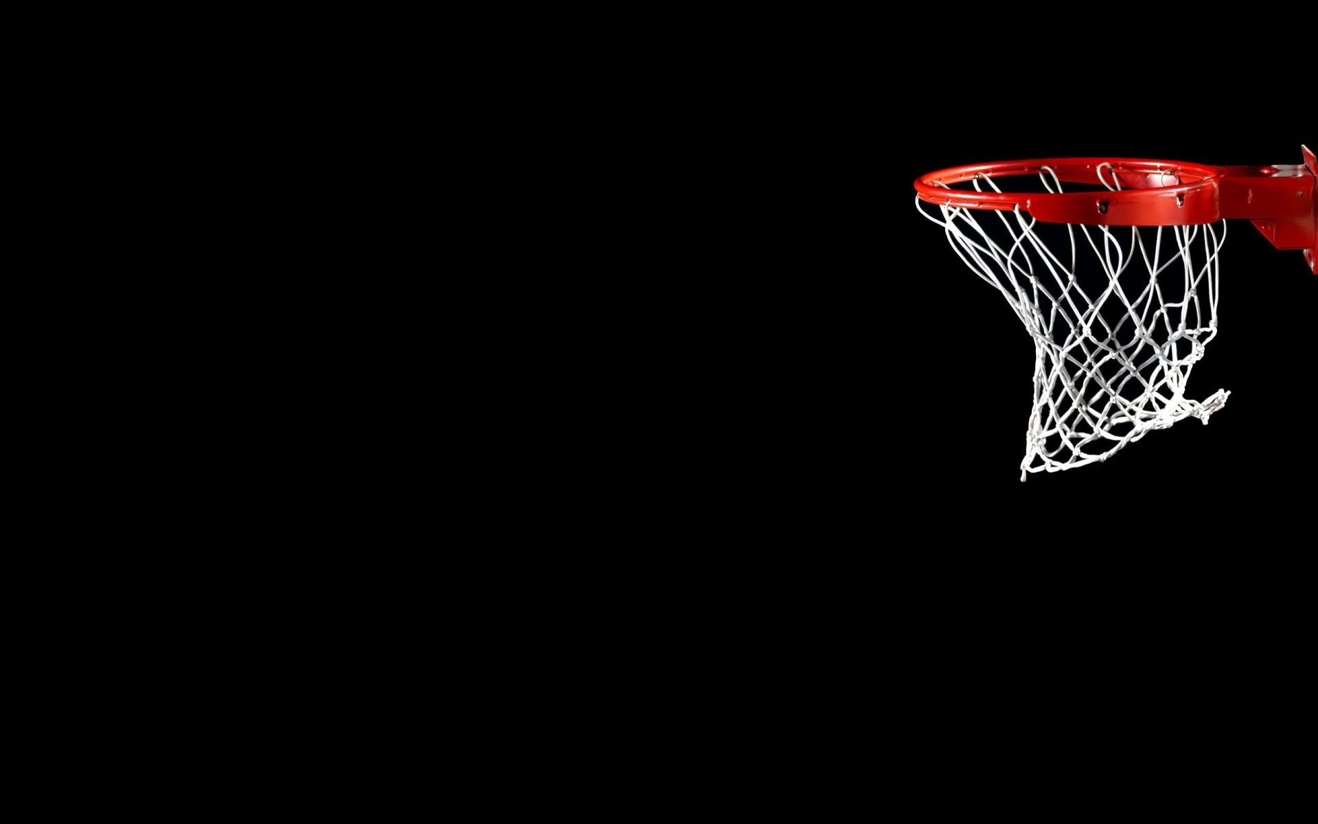 1920x1200 Basketball Hoop Black Hd Wallpaper