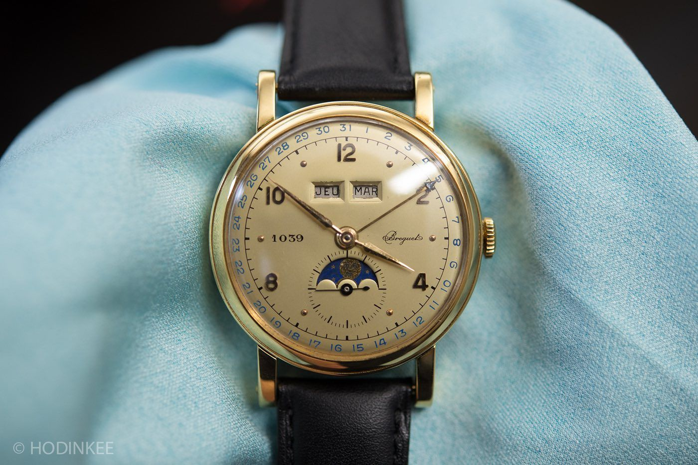 Found Two Super Rare Identical Breguet Watches From The Chaumet Era Hodinkee Watch Sale Patek Philippe Hodinkee