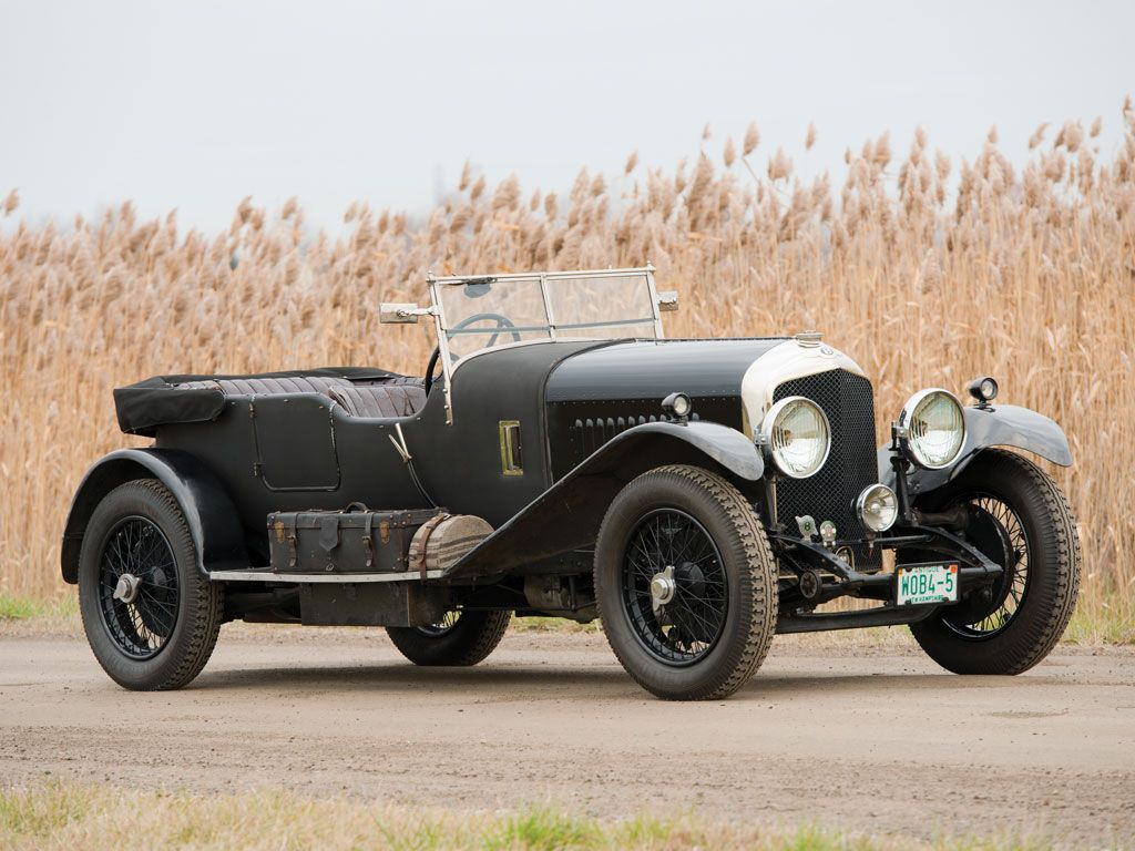 1929 Bentley 4½-Litre Tourer by Vanden Plas | Arizona 2014 | RM ...