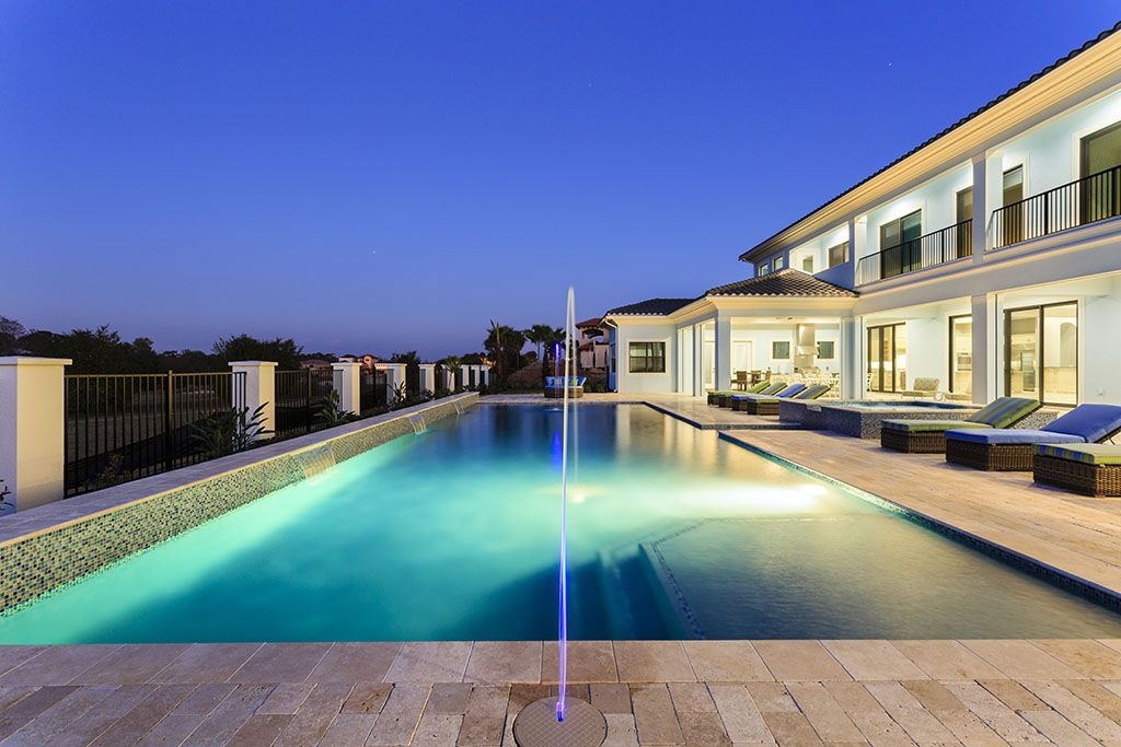 Amazing reunion resort villa pool florida vacation