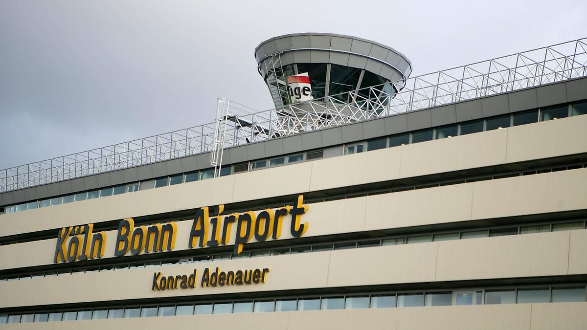 Notfallplan Flughafen Köln
