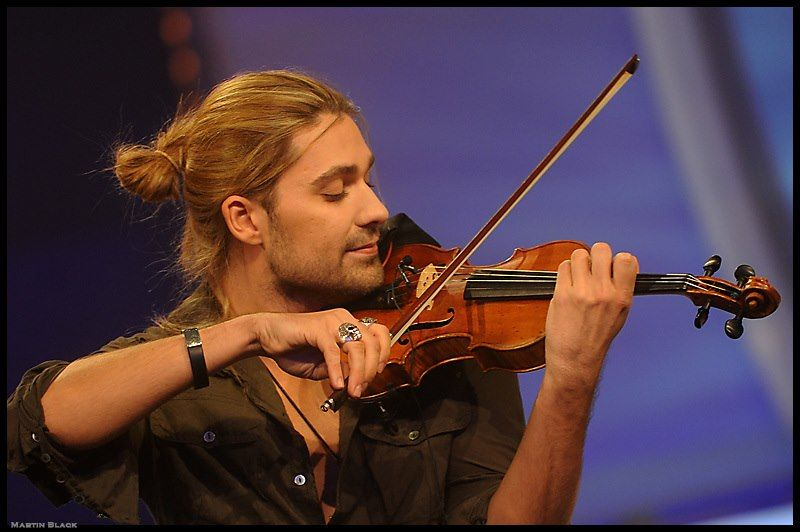 David Garrett earned a  million dollar salary, leaving the net worth at 1.5 million in 2017