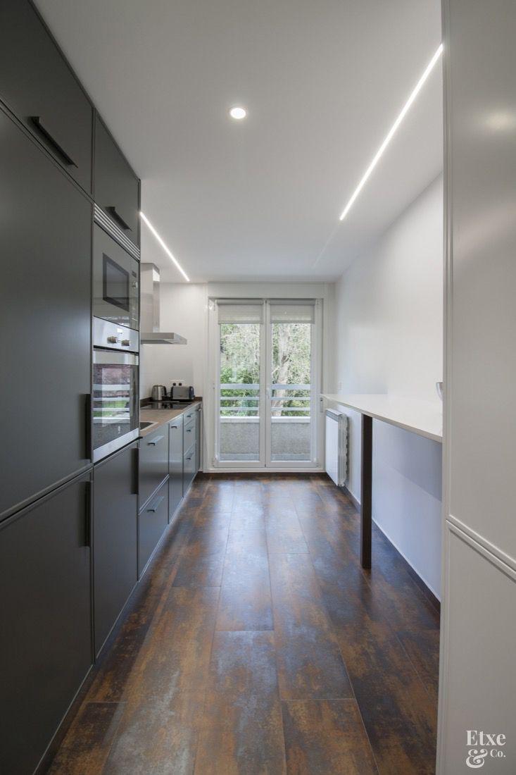 Cocina #EtxeAndCo | Sueños de claridad. Reforma de piso de 90 m2 ...