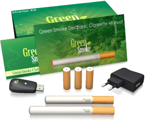 Sigarette elettroniche Green Smoke