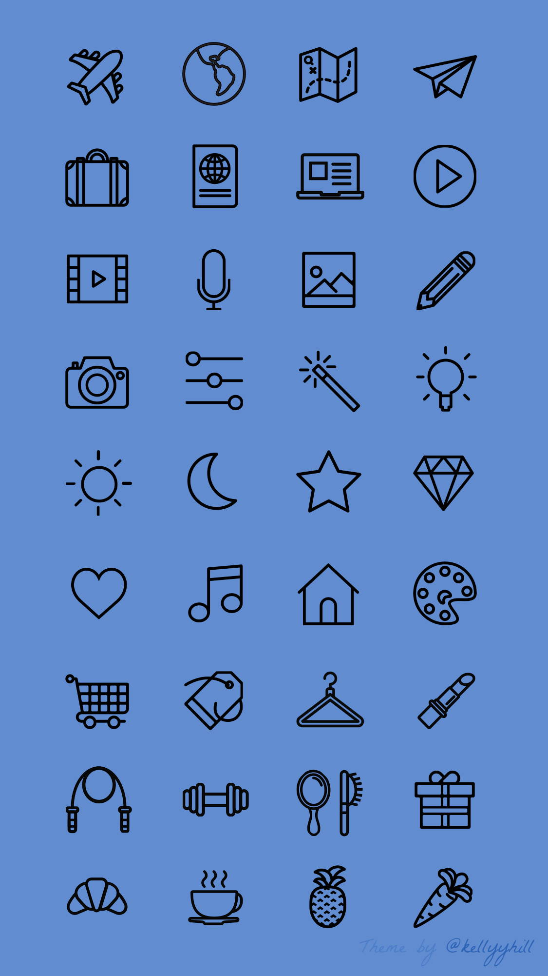 I will design instagram highlights icons