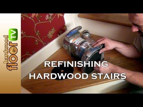 Best Refinishing Hardwood Stairs How Was It Done Youtube 640 x 480