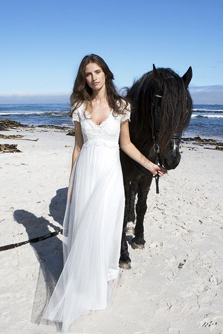 rembo styling vestidos de novia sencillos, romanticos y comodos