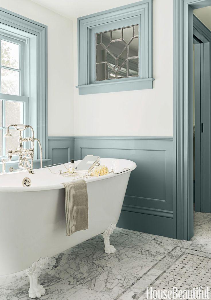 18 Colorful Bathrooms That\u0027ll Make You So Happy Baths Pinterest