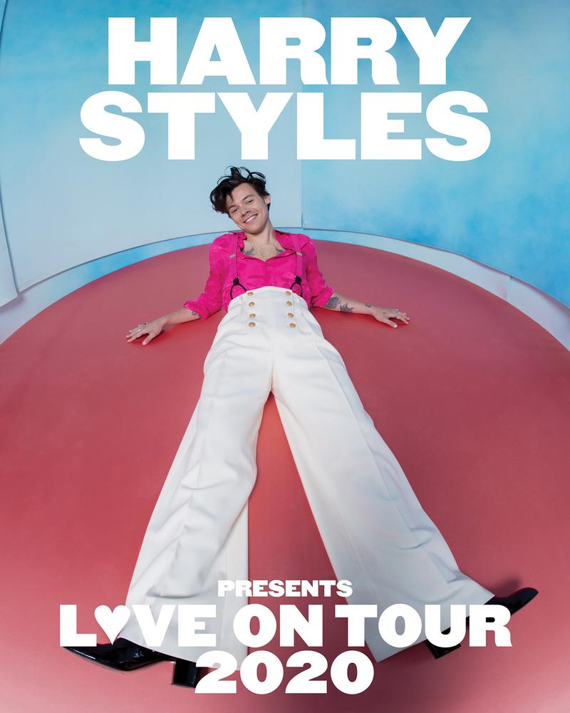 Harry Styles Poster A5 A4 A3 A2 A1