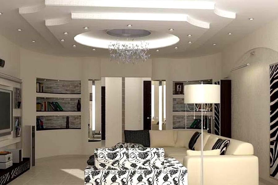 تصميمات مدهشة ل ديكورات الجبس لأسقف وحوائط غرف النوم والمعيشة ديكورات أرابيا Ceiling Design Living Room Ceiling Design Living Room Designs