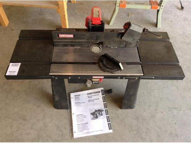 Craftsman router tables the best router 2018 sears craftsman router table model 925444 keyboard keysfo Images