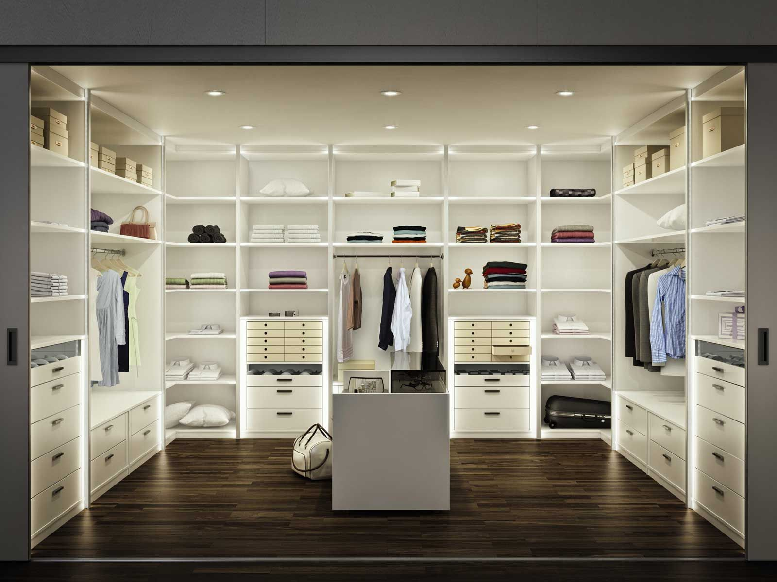 Closet ideas Walk in wardrobe designs Browse through the gallery of stunning closet ideas and walk in wardrobe designs and be inspired to create your