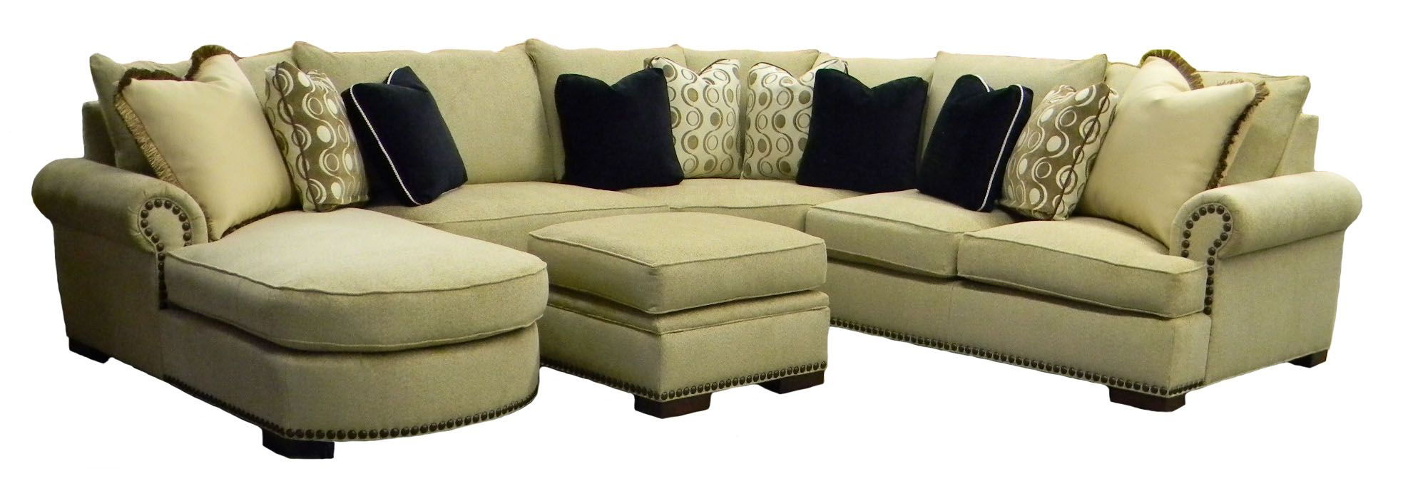 Ben and Rosa Build your own couch, Sectional, Couches