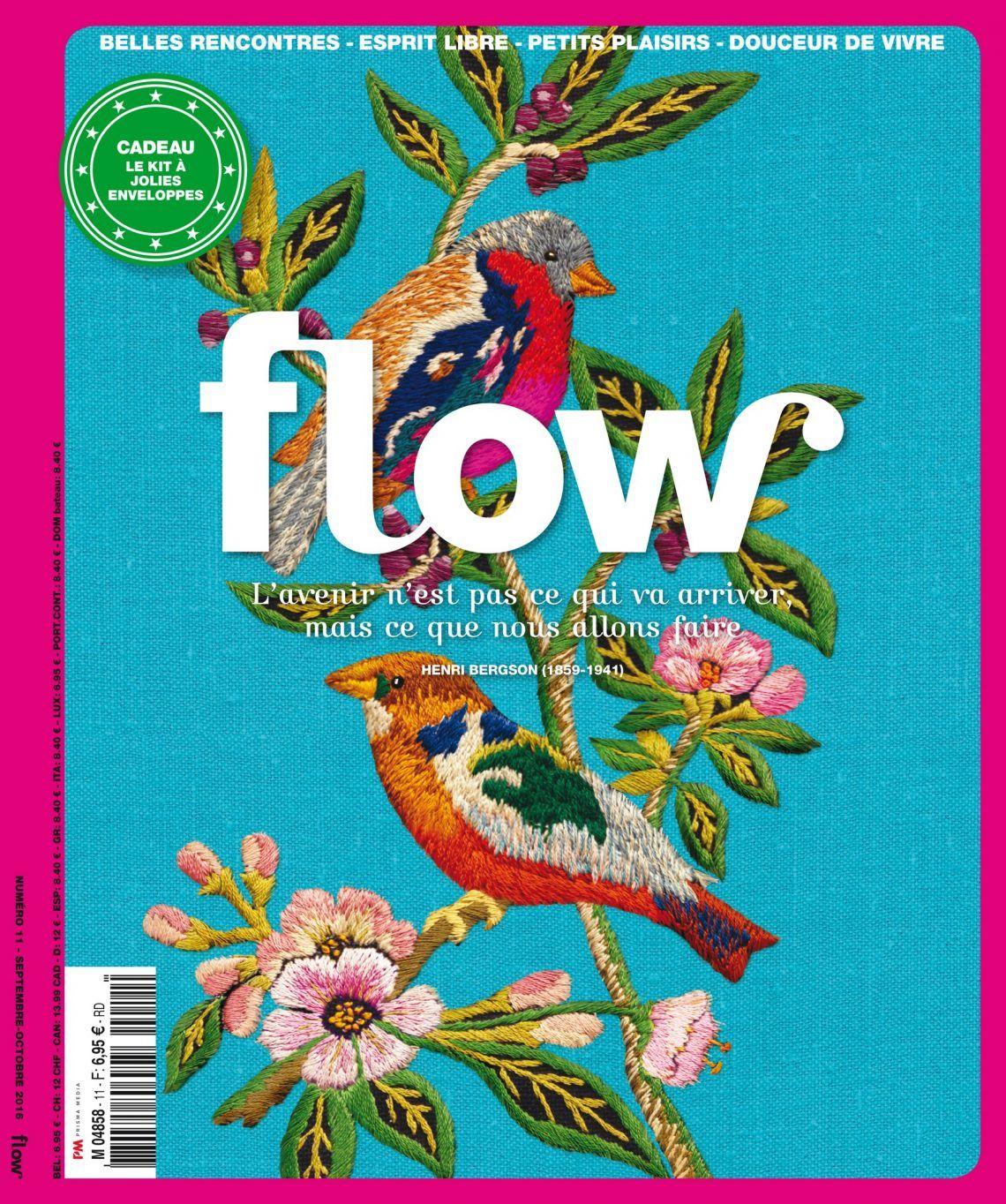Flow France 11 Scrapbooking A Imprimer Douceur De Vivre Affiches Illustrees