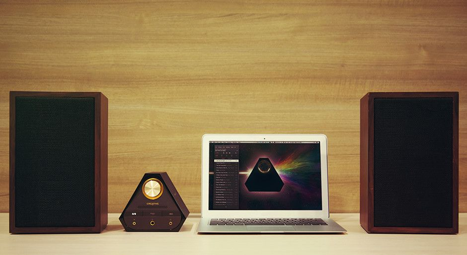 Sound Blaster X7 - Desktop USB DAC and Audio Amplifier
