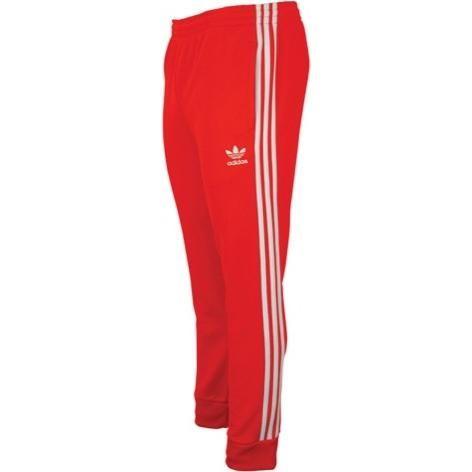 Adidas Originals Superstar Cuffed Track Pants as seen on Kristen Stewart