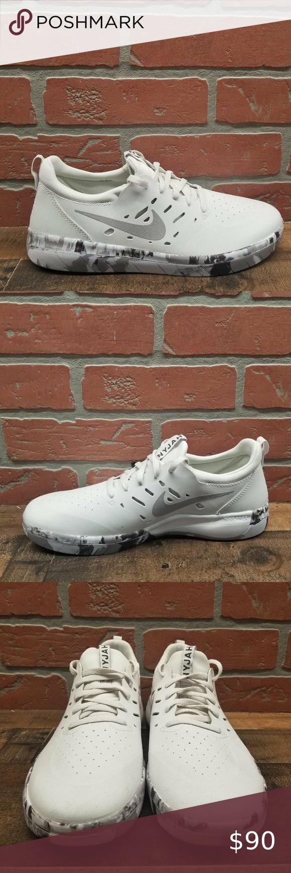 Nike SB Nyjah Free Summit White