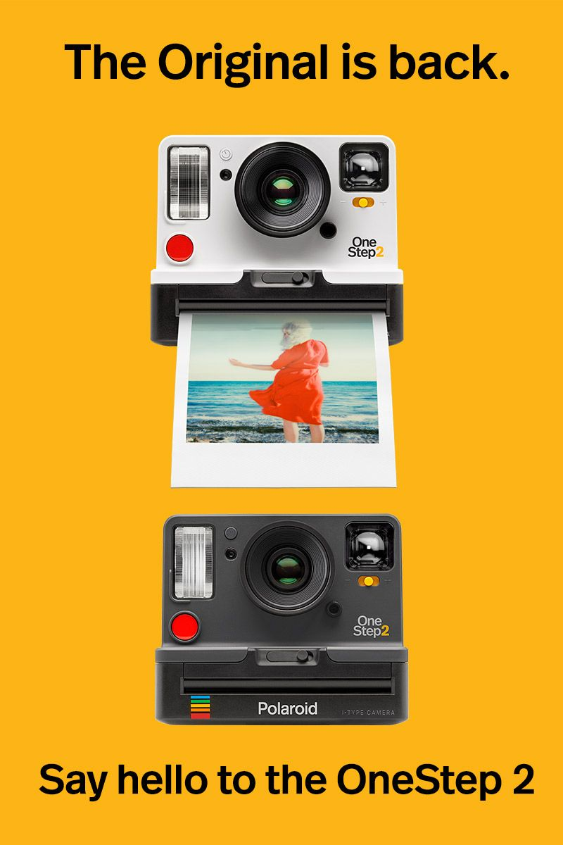Now With A Free Film Pack Use Code Freefilmpack The Onestep 2 Is A Simple Easy To Use Instant Camera That Work Instant Camera Photography Camera Cool Stuff