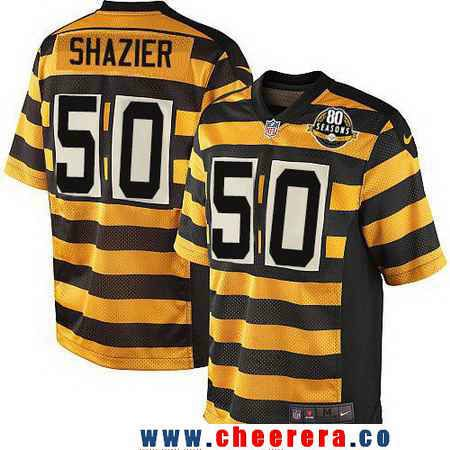 ryan shazier bumblebee jersey