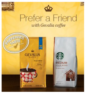 Gevalia Coffee Get a 1 Pot Sample of House Blend for FREE