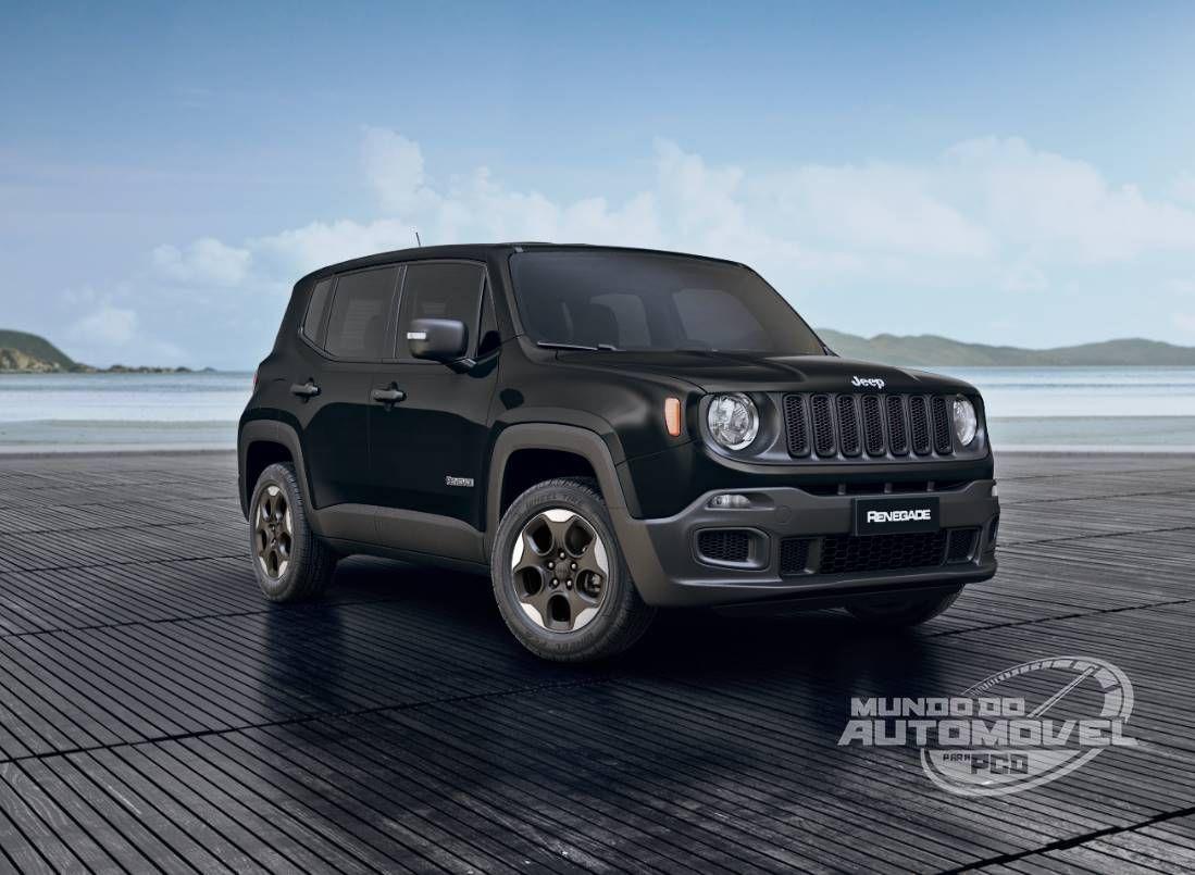 Jeep Renegade Para Pcd Agora Conta Com Rodas Em Liga 16 Jeep Renegade Jeep Automotivo