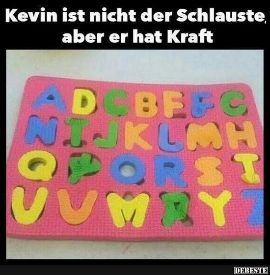 Kevin Ist Nicht Der Schlauste