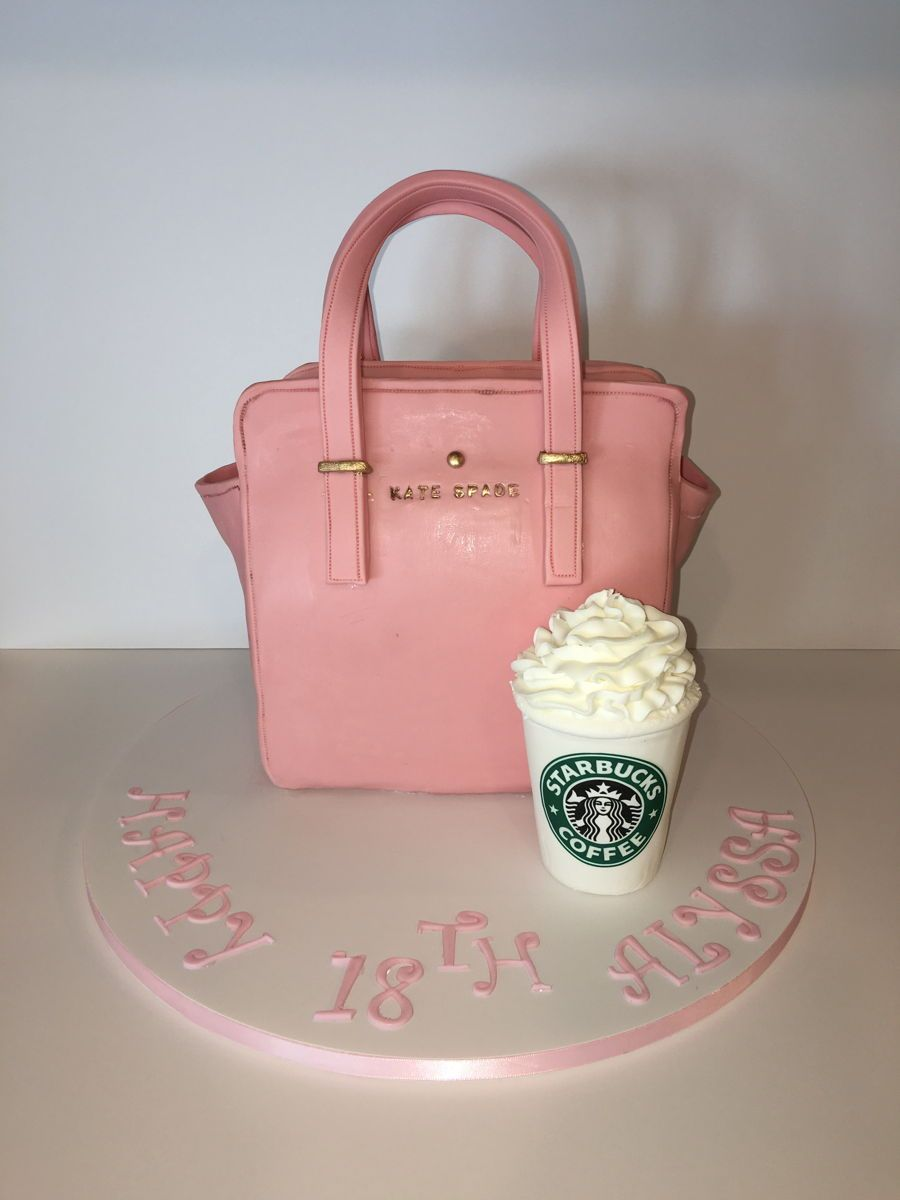 Pink Handbag Birthday Cake On Cake Central Cakes And Pies Pinterest