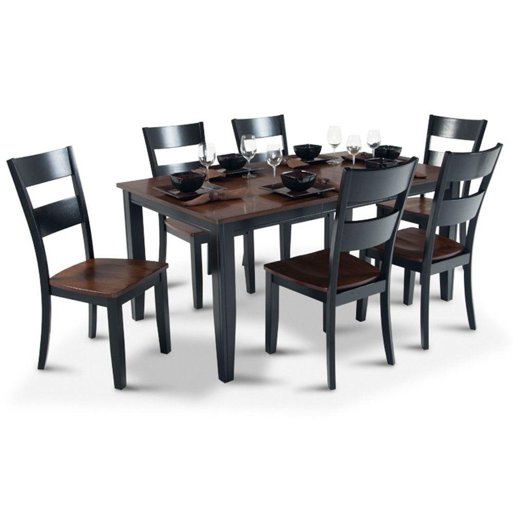 Dining room set bobs furniture