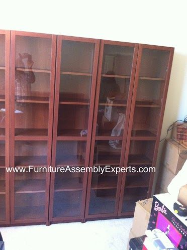 Ikea Billy Bookcases Assembled In Philadelphia PA By Furniture Assembly  Experts LLC