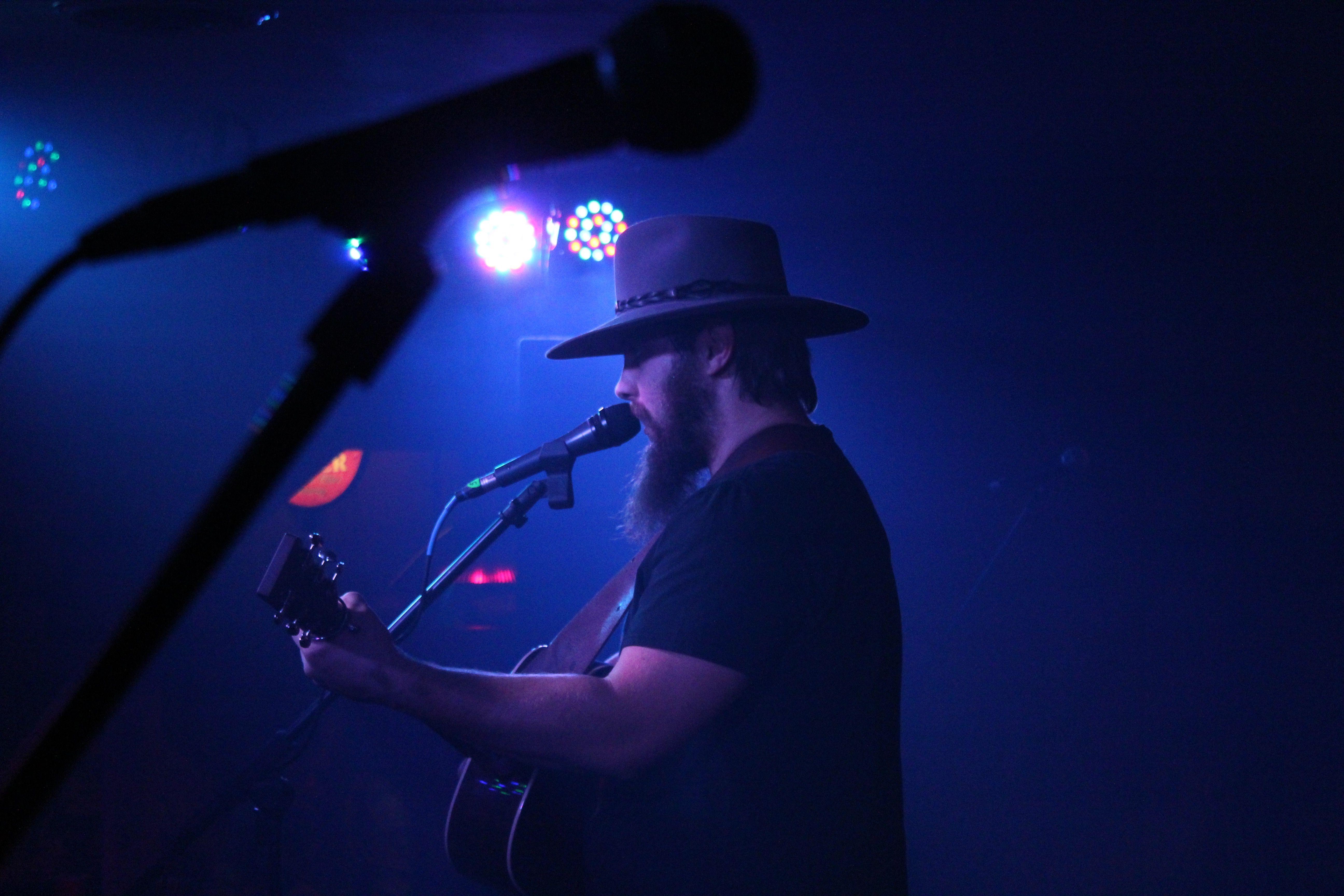 He's 🔥🔥 #beardedmen #musician #countrysinger #singersongwriter #music #musicman
