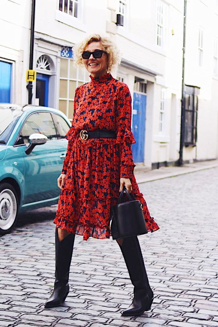 4 Ready-Made Dress Outfits to Inspire Your Autumn Wardrobe