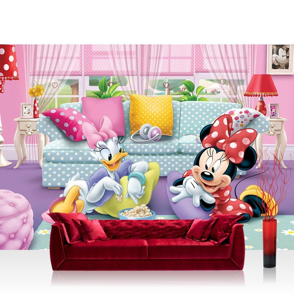 Fototapete Kinderzimmer Minnie Mouse Pin Auf Kinderzimmer Minnie Mouse
