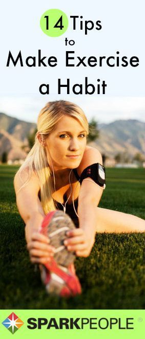 How to Stick with an Exercise Routine. Is your new exercise plan not sticking? Try these 14 tips to...