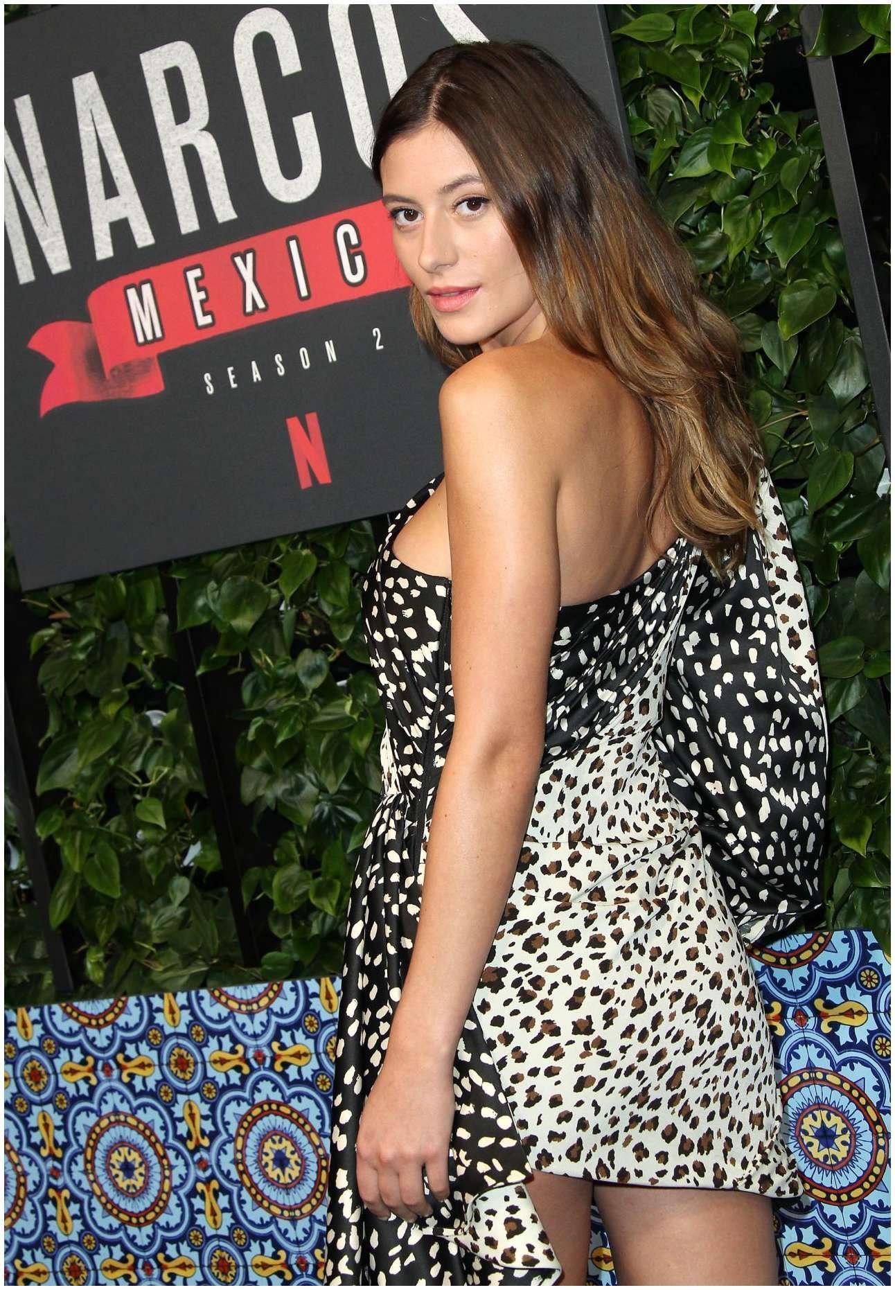 Alejandra Guilmant Narcos Mexico Tv Show Season2 Special Screening Red Carpet Fashion Tv Shows Celebrity Photos