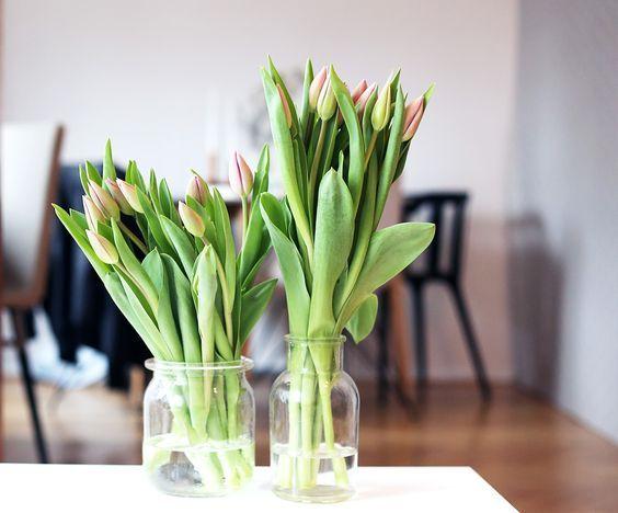 schnittblumen länger frisch halten: 6 tipps | deutschland, Garten und Bauten