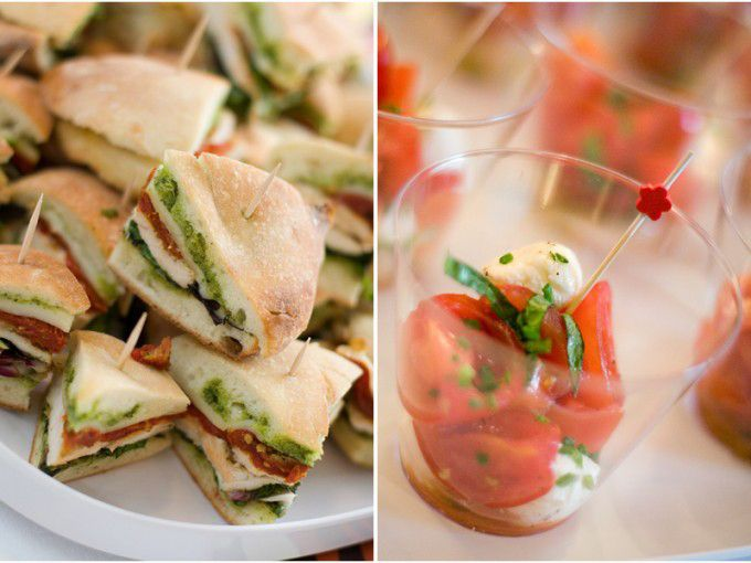 Ideas para un baby shower comida y bebida pinterest comida baby shower y bocadillos - Aperitivos para baby shower ...