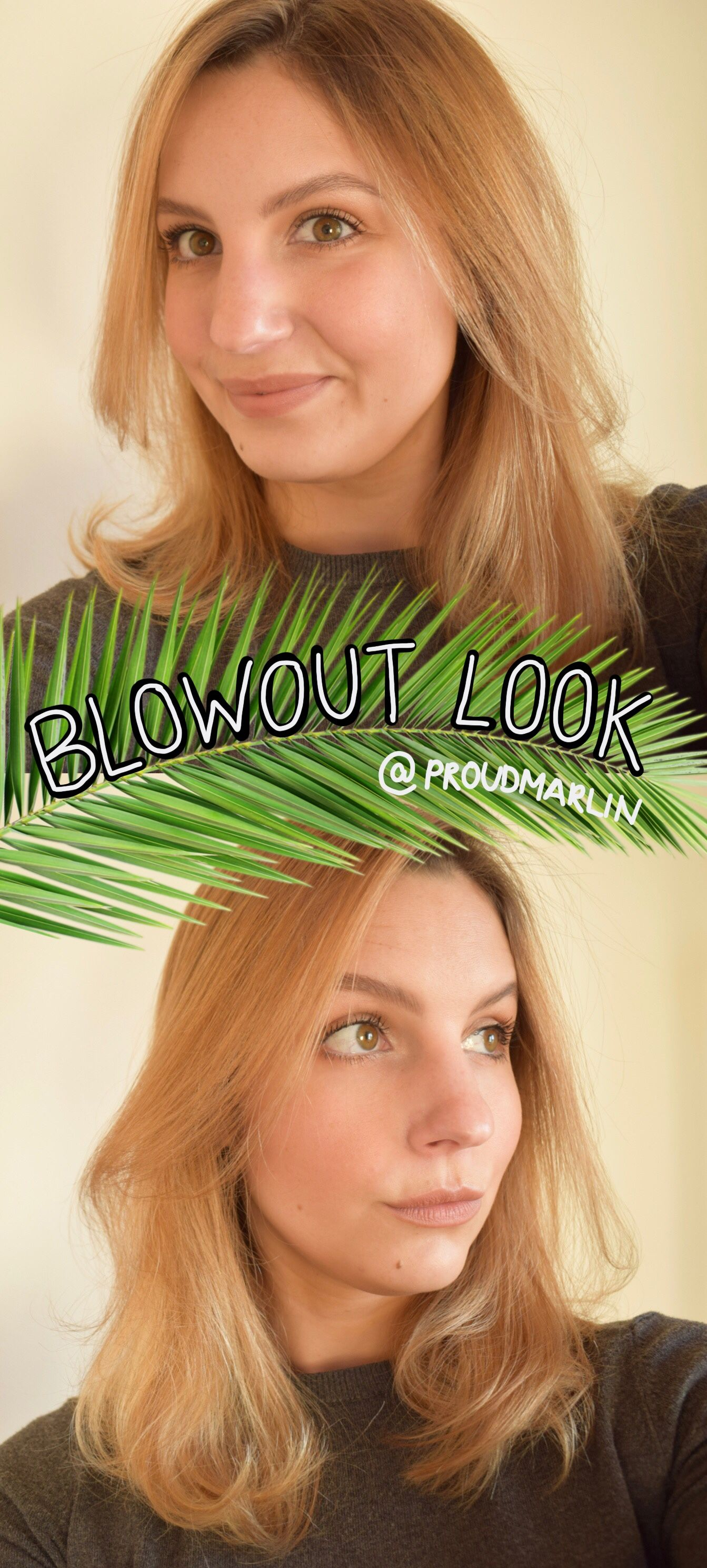 Blowout Look Without a Hair Dryer  Hairstyles  Pinterest  Hair dryer