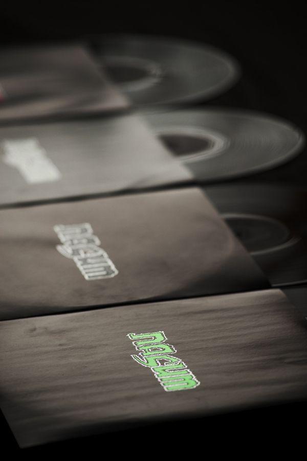 Nasum Grind FInale Record Album...4 Records!!
