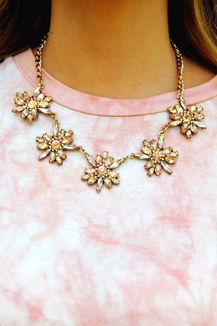 Share to save 10% on  your order instantly!  So Beyond Necklace: Rose Gold