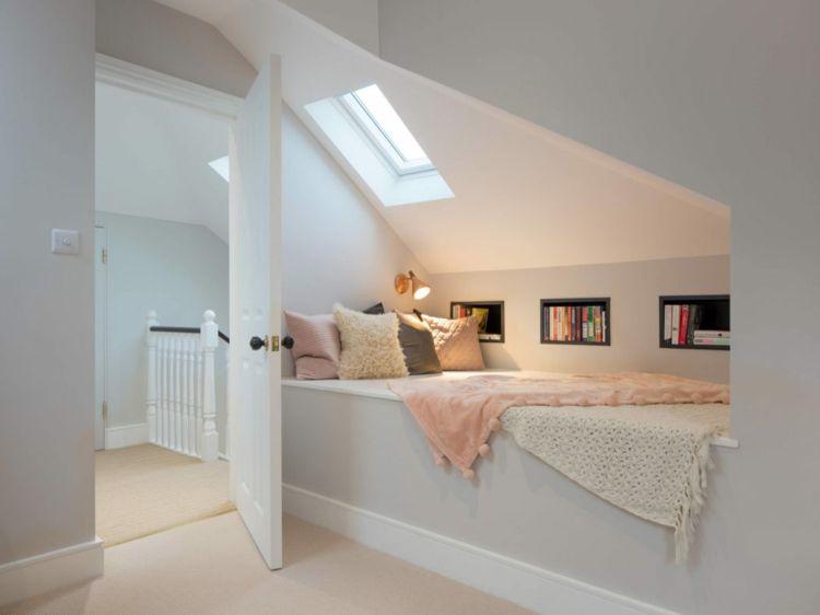 Lieblich Raumteiler Aus Seil In Einem Unkonventionellen Familienhaus In Dulwich,  Großbritannien