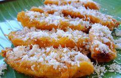 Resep Pisang Goreng Khas Thailand Dan Cara Membuatnya Masakan Thailand Resep Makanan Dan Minuman