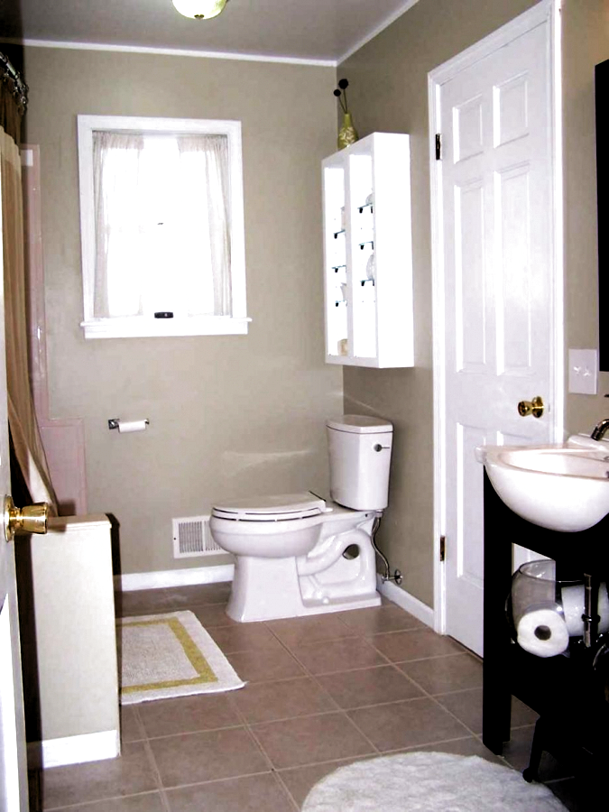 Paint Colors For Small Bathrooms With No Windows Awesome To Pertaining To 101 B Awesome Bathroom In 2020 Small Bathroom Colors Best Bathroom Colors Small Bathroom