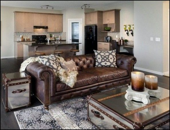 Accent Pillows For Leather Sofa Chesterfield Sofa Living Room Chesterfield Living Room Leather Sofa Living Room