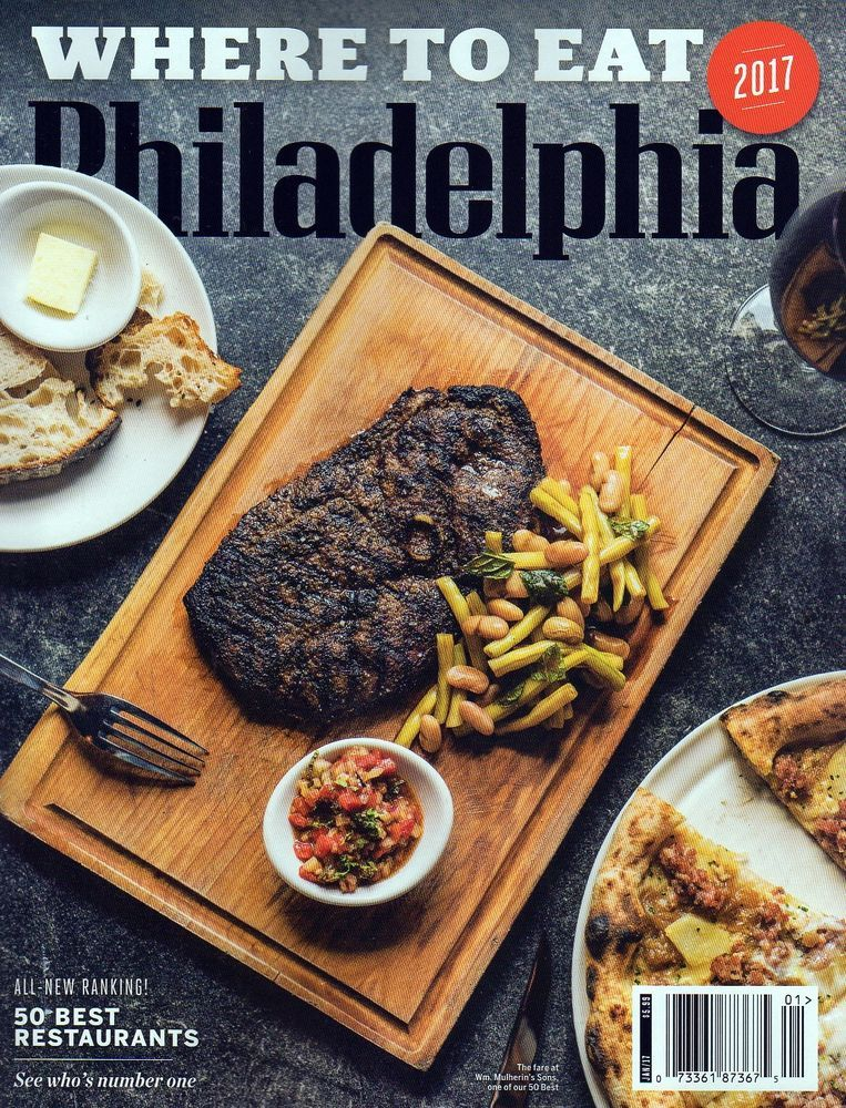 Philadelphia Magazine Best Restaurants