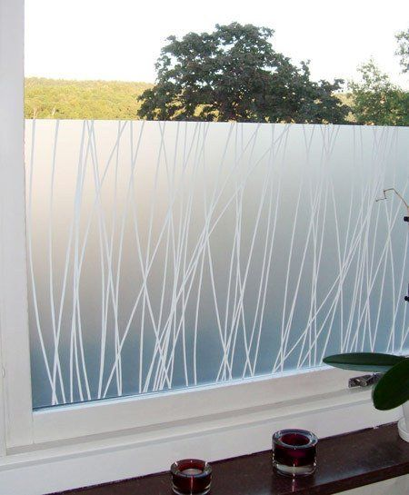 Beyond the ordinary window films the natural middle and for Privacy glass options