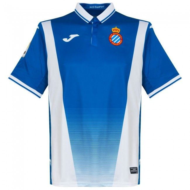 Camiseta Espanyol 2017-2018 Local  c970831daed