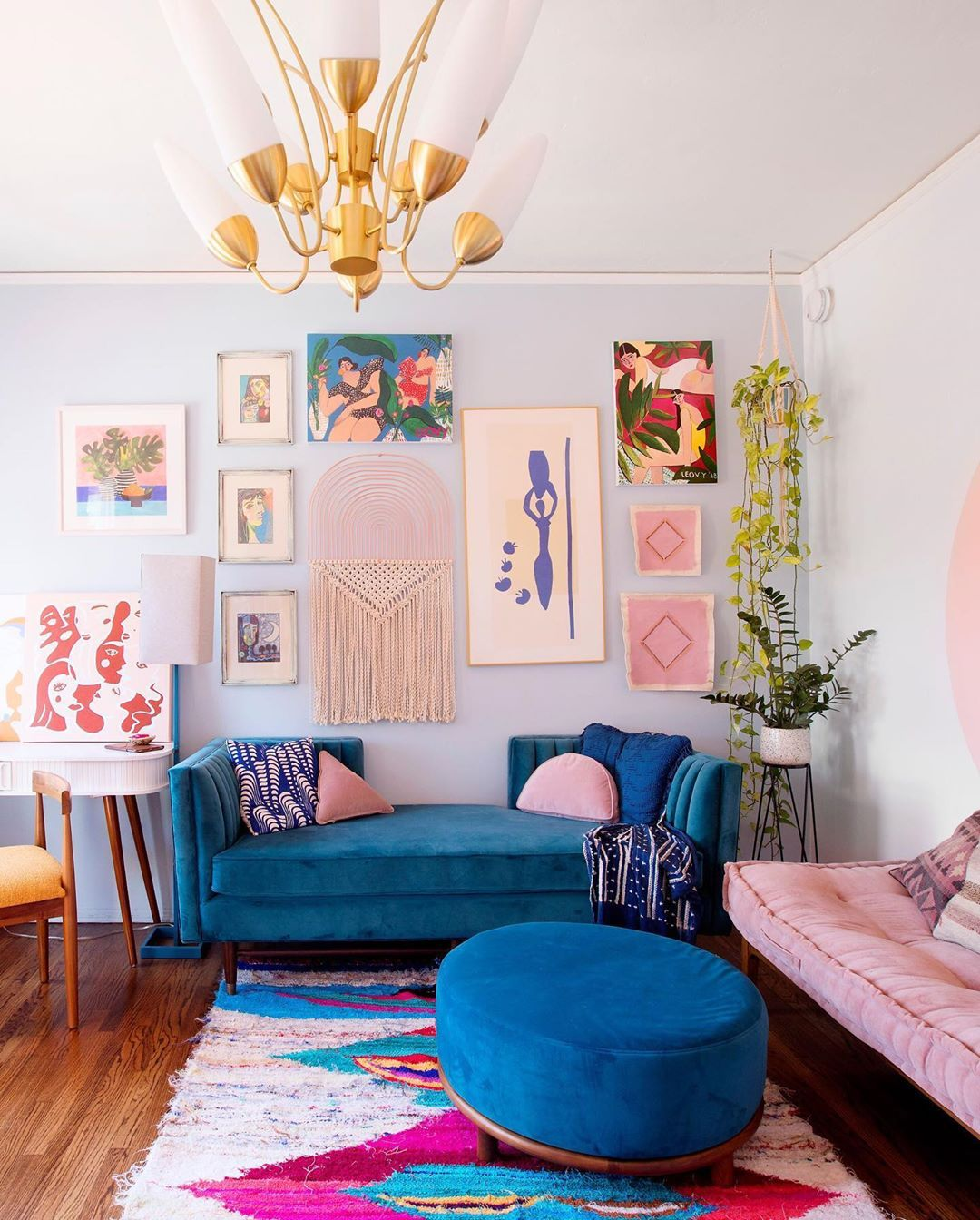 trend report 5 colors that will rule interior design in on living room color inspiration id=86330